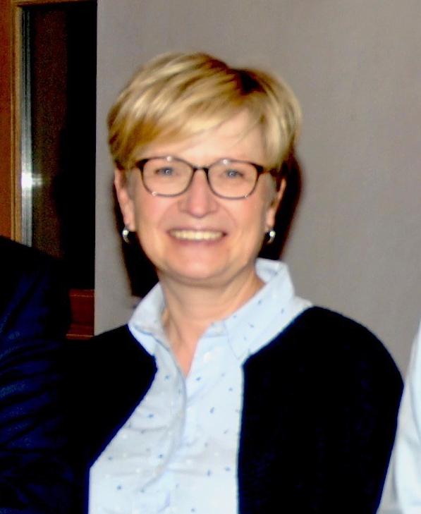 1ère Echevine (UC) Patricia Wagner