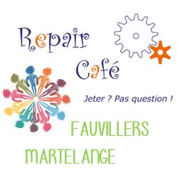 Repair Café Martelange/Fauvillers