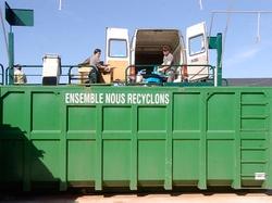 A partir du 18 mai, réouverture du recyparc le samedi et plus aucune restriction pour les types de déchets acceptés