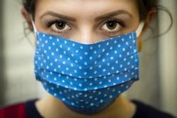 Le masque buccal en tissu: je te protège - tu me protèges