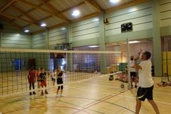 Stage multisports durant les vacances de Noël au Centre Sportif Martelange-Fauvillers