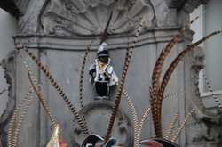 Manneken-Pis, Prince carnaval de Martelange