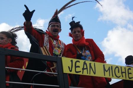 Voici le programme du 25e Carnaval de Martelange