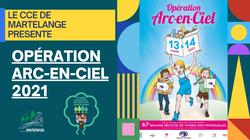 Opération Arc-en-Ciel 2021: Aidez le Conseil Communal des Enfants à récolter des vivres non-périssables (vidéo)