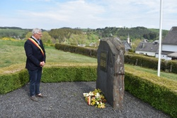 10 mai 1940, Martelange rend hommage aux jeunes soldats tombés au combat
