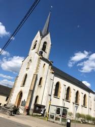 Chantier ORES, place de l'Eglise et rue d'Anlier à Radelange, du 01 au 29 octobre