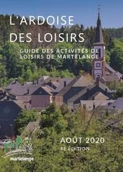 Découvrez la nouvelle édition de l'Ardoise des Loisirs !