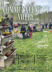 """Découvrez le nouveau bulletin communal """"Été 2021"""""""