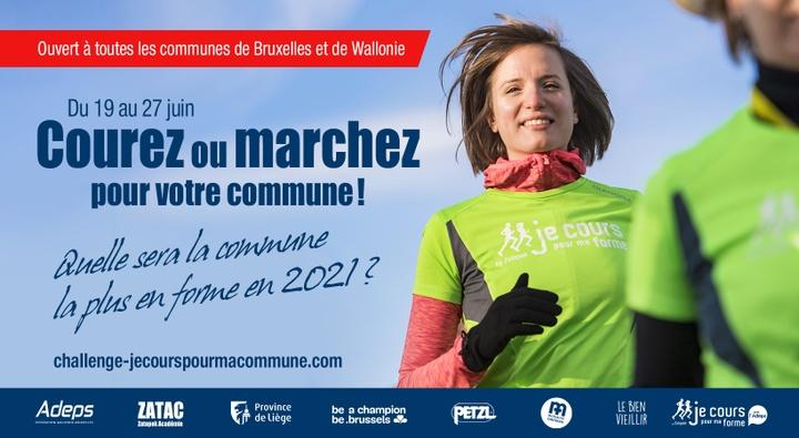 Du 19 au 27 juin, courez ou marchez pour la commune de Martelange