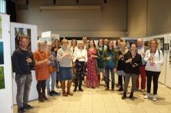 """Exposition """"Artistes & Artisans de chez nous"""": une édition réussie (vidéo)"""