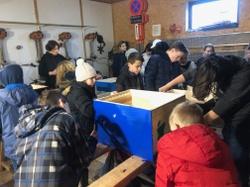 Le projet de rucher communal est lancé à Martelange (vidéo)