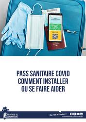 Pass sanitaire Covid - Comment installer ou se faire aider ?
