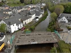 Quelques infos sur les travaux des ponts de Martelange et Radelange