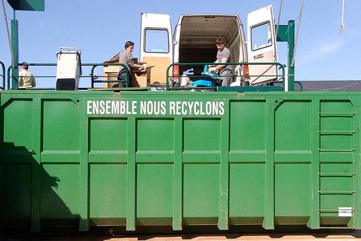 Rappel - Fermeture du recyparc de Warnach du samedi 03 avril au lundi 05 avril