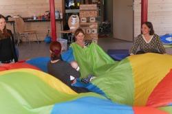 Main dans la Main, le lieu de rencontre parents-enfants 0-4 ans: le programme du premier trimeste