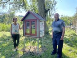 Nouveau à Martelange: une Boîte à Lire a proximité de la commune (vidéo)