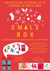 Opération Smile Box, un cadeau malin pour les gens qui n'ont rien!