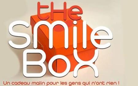 Smile Box: un cadeau malin pour les gens qui n'ont rien