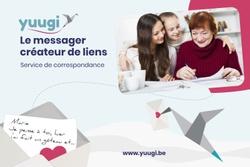 Yuugi, le messager créateur de liens, le nouveau projet du Plan de Cohésion Sociale de Martelange