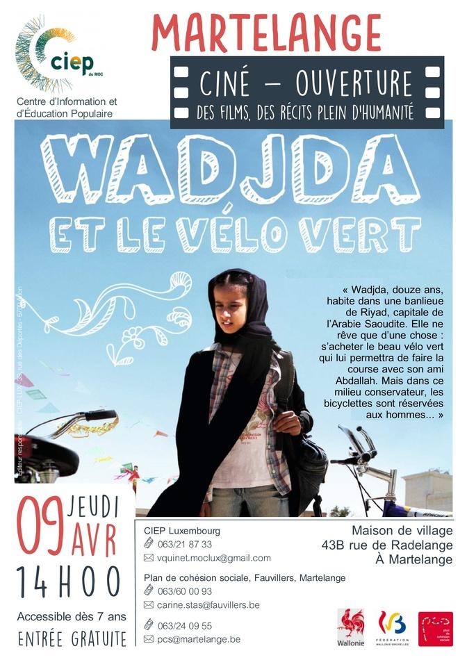 Affiche Wadja A4