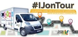 #IJonTour d'Infor Jeunes Luxembourg, c'est reparti! Voici les nouvelles dates à Martelange